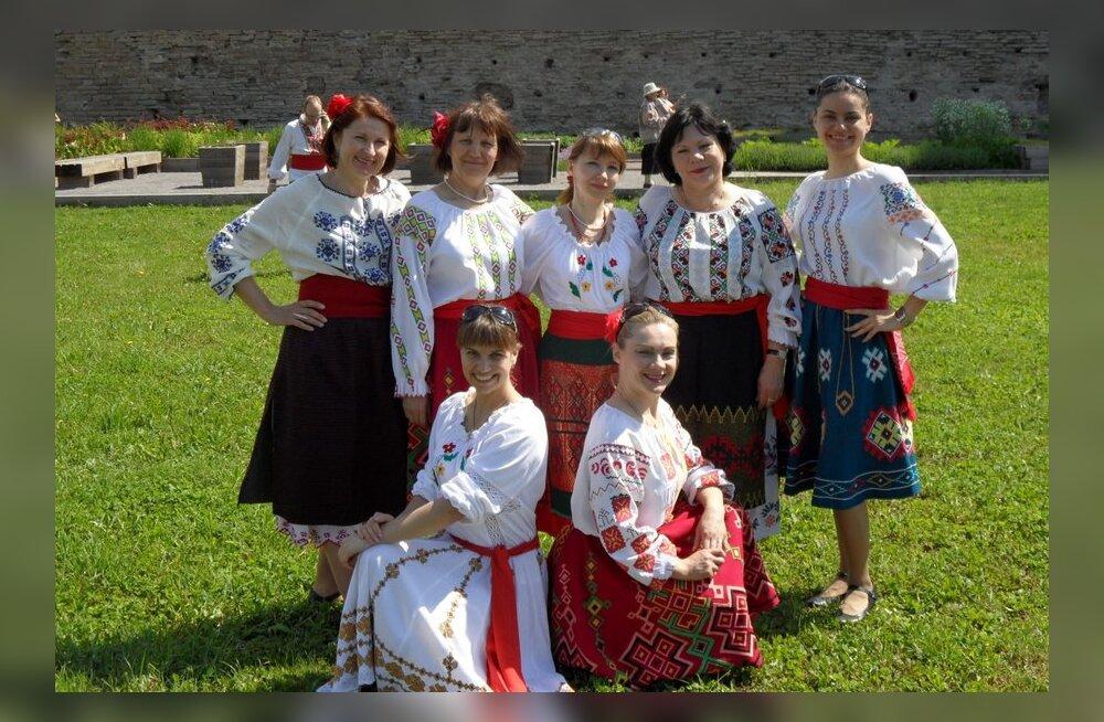 ФОТО читателя Delfi: Нарва отметила татарский праздник Сабантуй