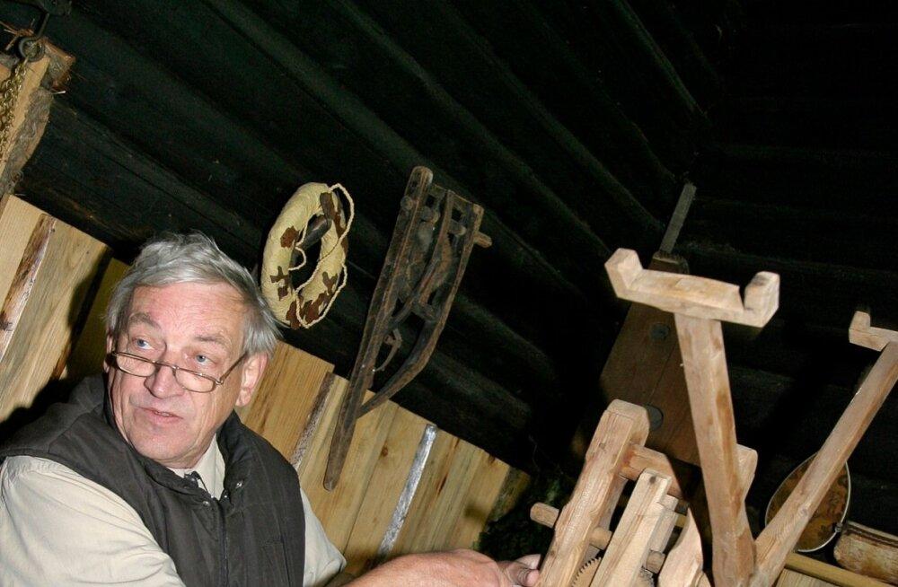 Maaülikooli emeriitprofessori Toomas Frey käe all on hariduse saanud kümned ja sajad metsamehed. Praegu on ta mures just meie kuusikute tuleviku pärast.