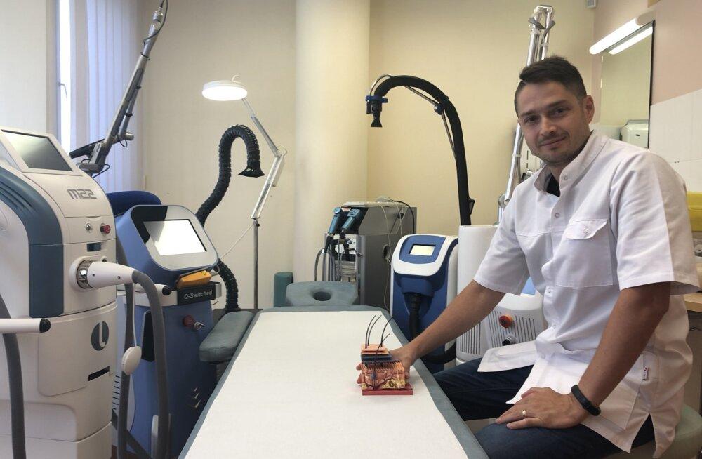 Доктор Усков: растяжки можно и нужно удалять