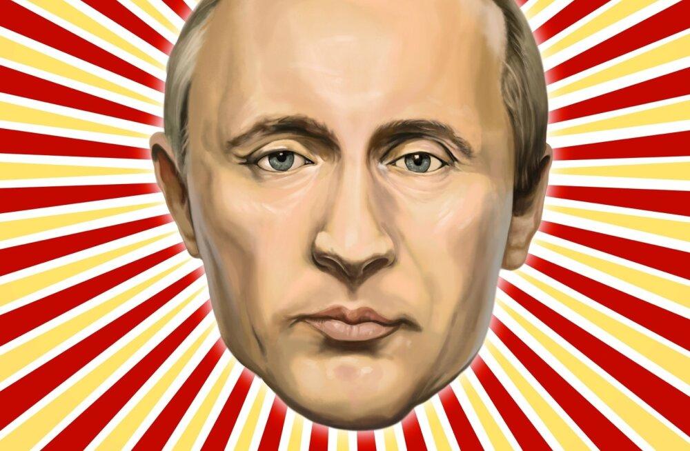 18. märtsil vormistatakse Putin jälle Kremli peremeheks
