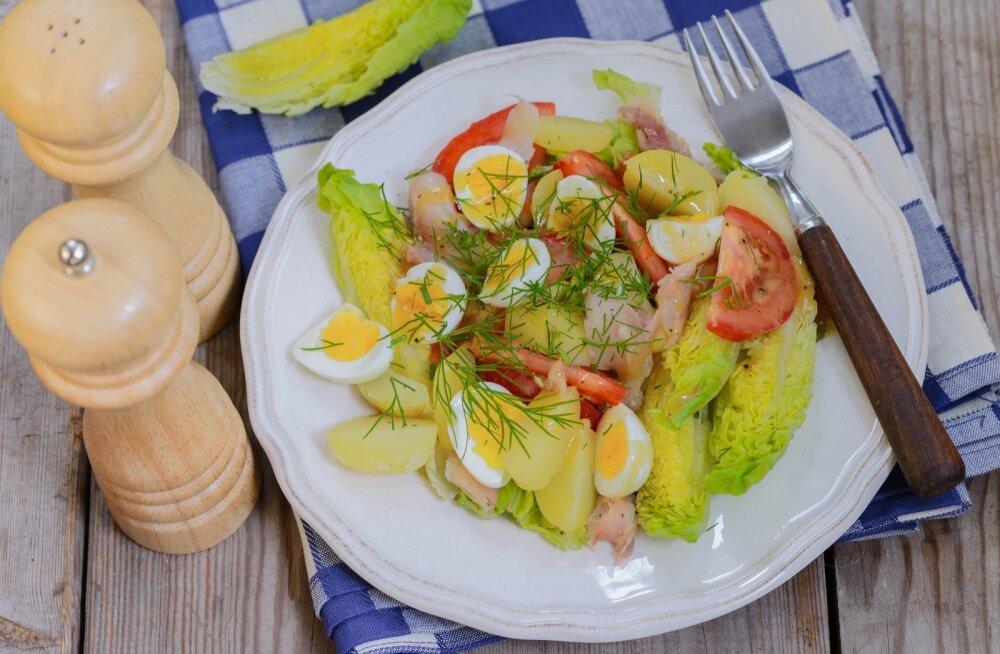 Värske kartul, tervise allikas