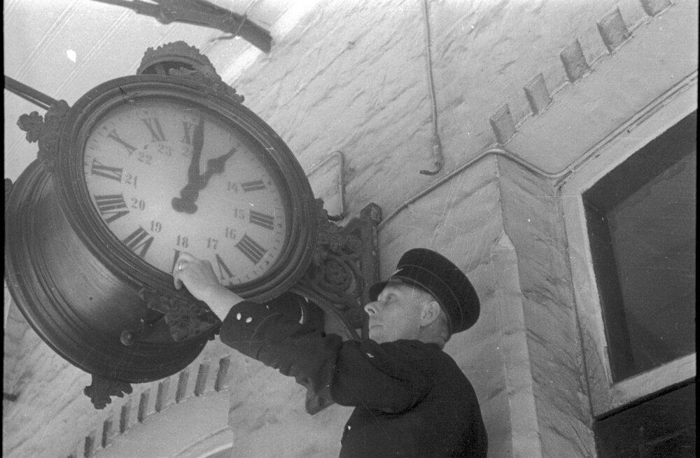 Kellakeeraja 1940. aastal