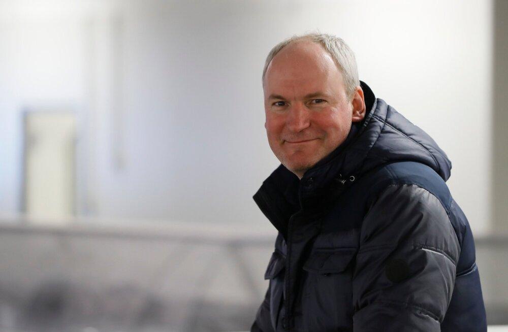 Mart Luik Balti jaama turul