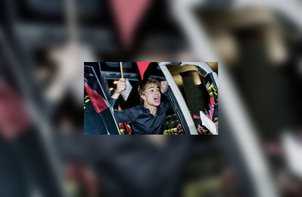 """Alexander Rybaki """"Fairytales"""" album ilmub 4. juunil"""