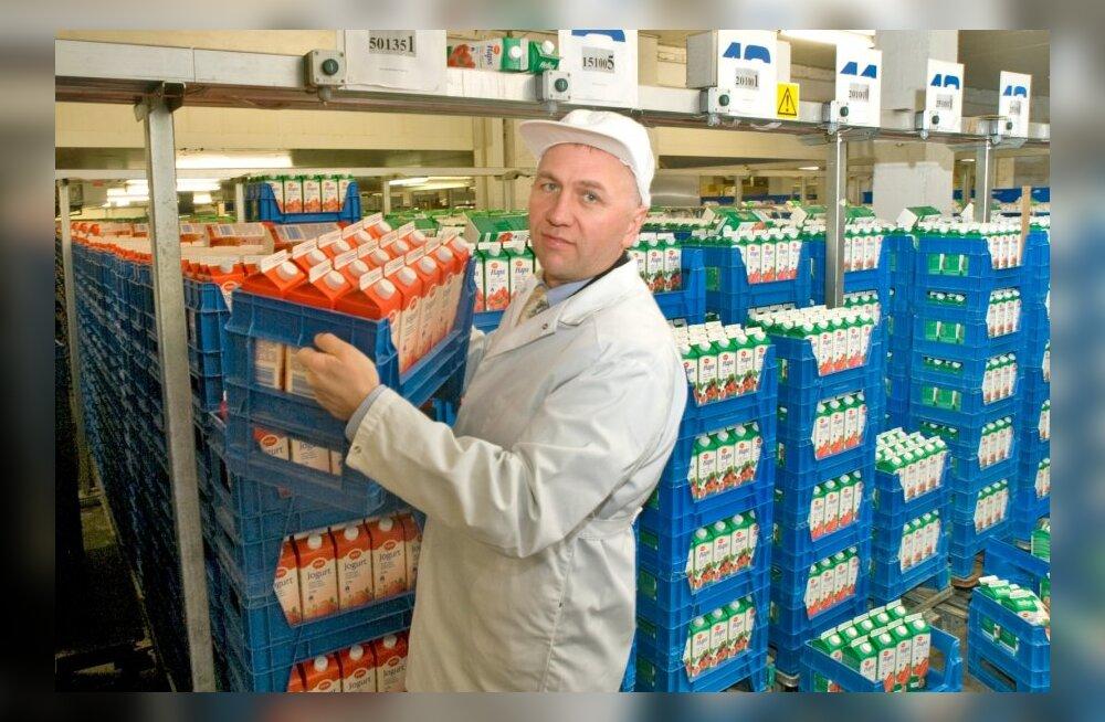 Piimatööstuse juht: võipaanika taandub, aga hind ei lange