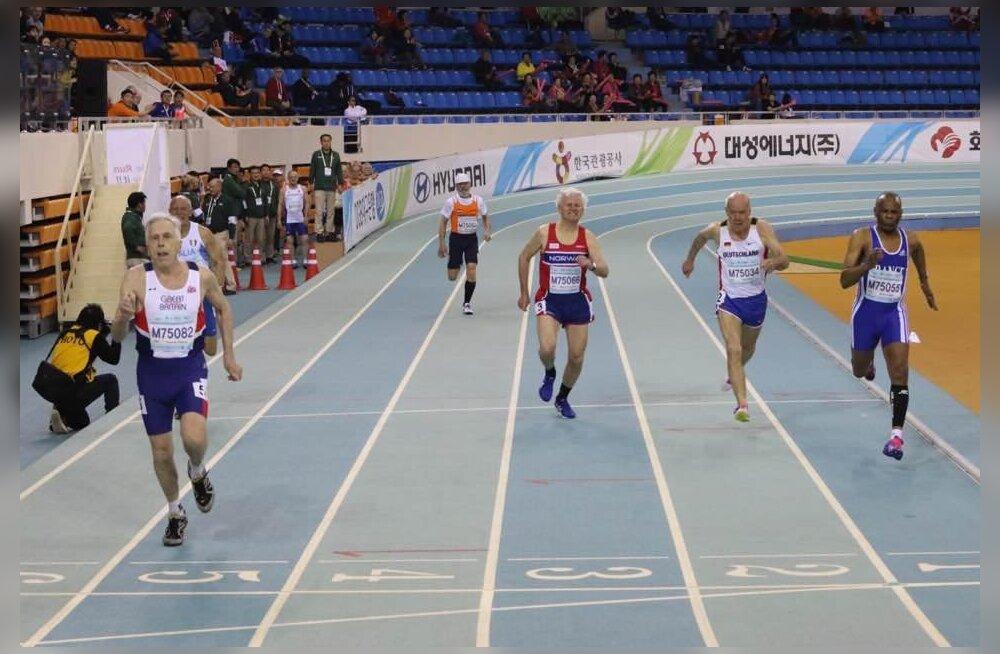 Briti rekordimehe süüdistus: Eesti kergejõustikuvõistlusel eirati teadlikult dopingureegleid