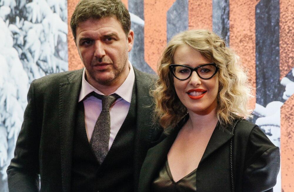 Ксения Собчак и Максим Виторган воссоединились после скандала