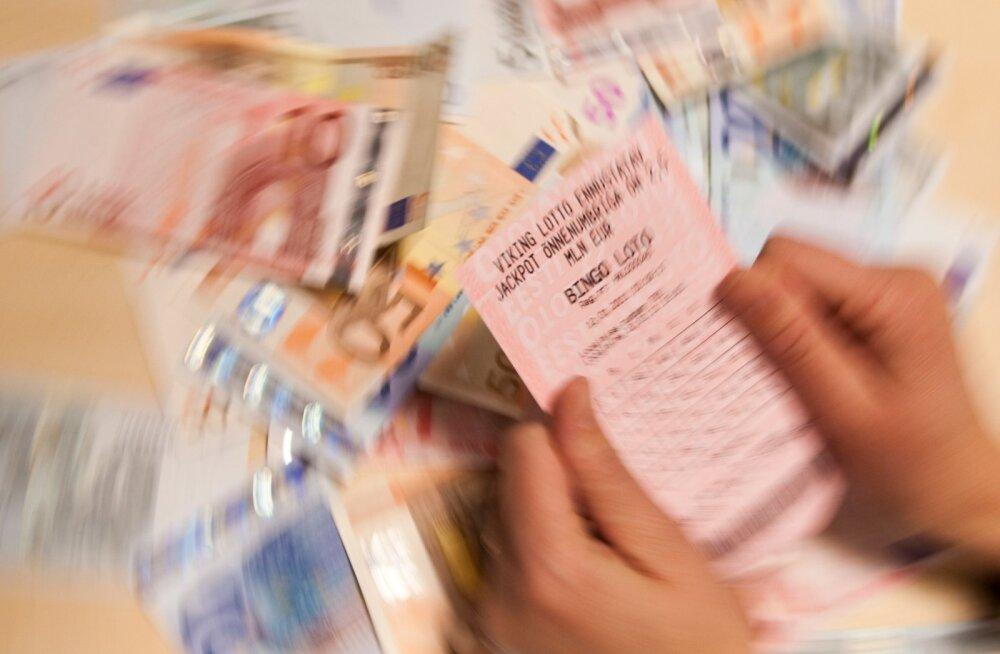 Õnnelik mängija võitis Bingo lotoga ligi 400 000 eurot