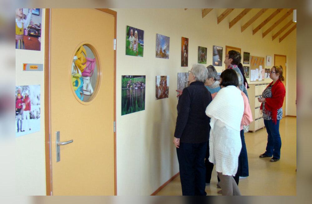 Vabariigi aastapäeval avati Kärus fotonäitus