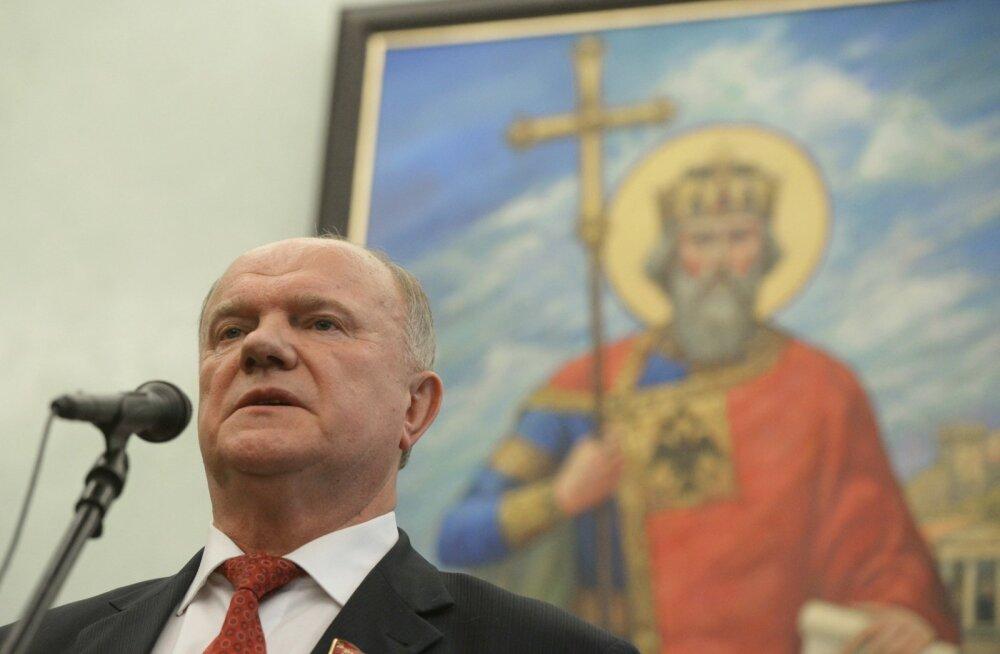 Gennadi Zjuganov