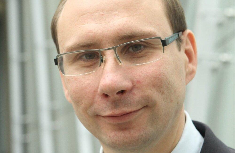 Eesti Panga finantsstabiilsuse osakonna juhataja Jaak Tõrs