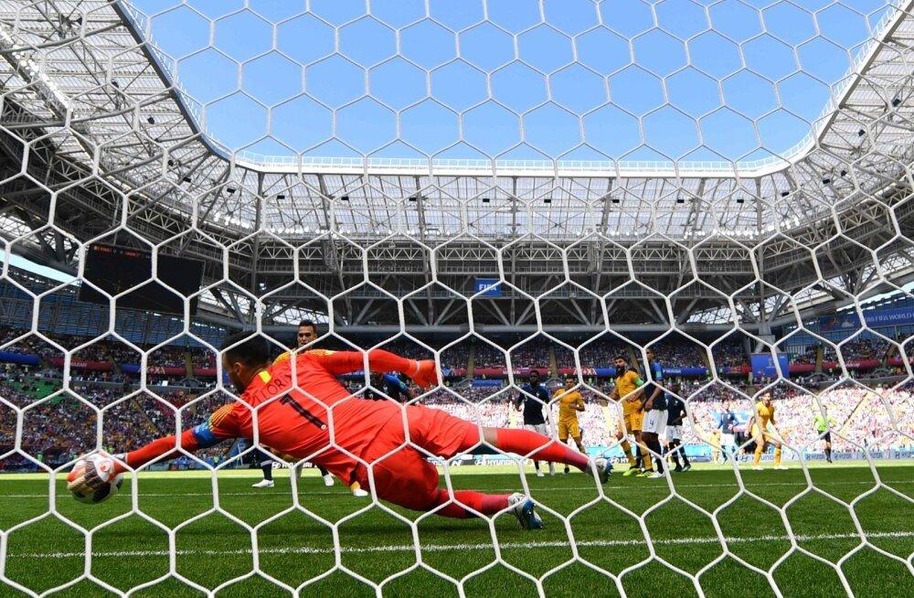 Venemaa jalgpalli MM.