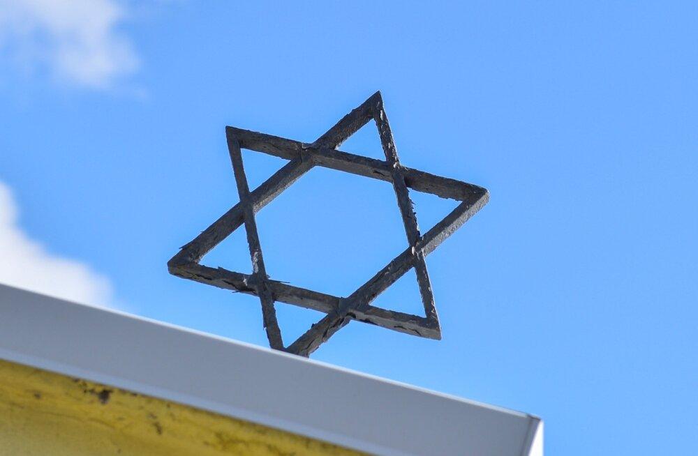 Juudi kalmistul Rahumäel