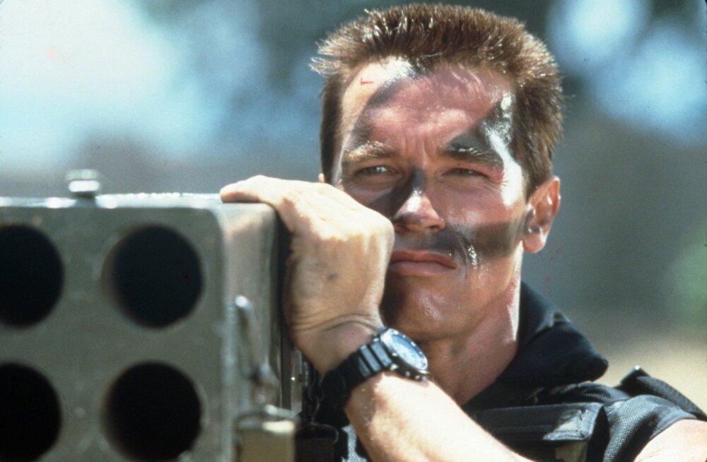 Commando, 1985, Arnold Schwarzenegger