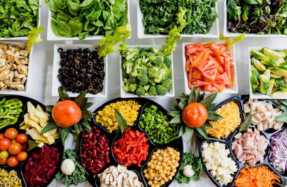 Mida süüa, et tervena püsida? Need 15 toitainet aitavad kehal vähki ennetada