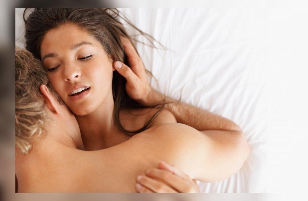 Достичь женский оргазм