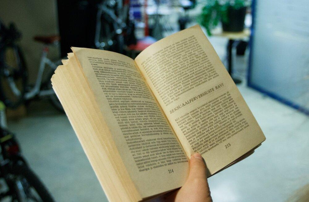 """Raamatu """"Avameelselt abielust"""" üks peatükk on pühendatud seksuaalperverssuste ravile."""