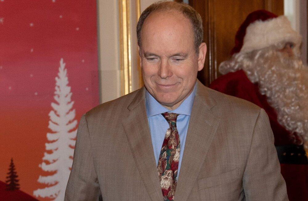 FOTO | Popp ka kuninglike hulgas: Monaco vürstipere tähistab uut aastat Soomes!