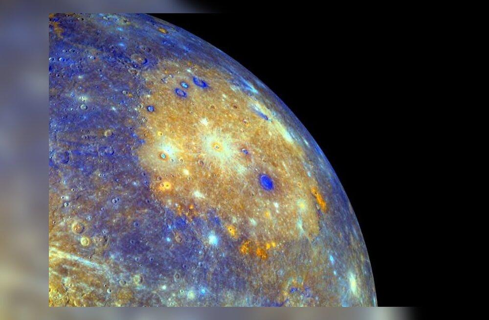 Vulcan - planeet mida siiski ei leitud Merkuuri ja Päikese vahel