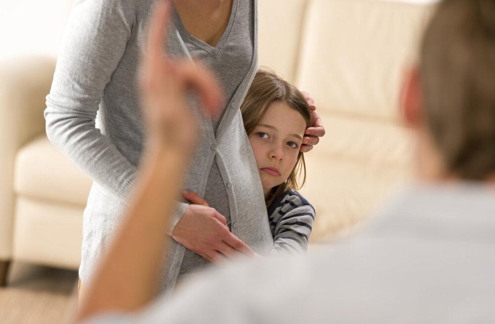 Kuidas see, et laps on näinud või kogenud vägivalda, teda tegelikult mõjutab