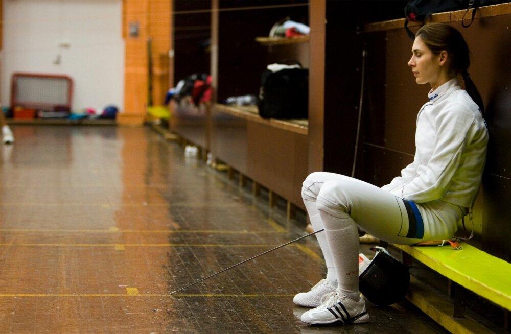 Irina Embrich on võitnud palju ja kaotanud palju. Võitnud kümme medalit, kaotanud kaheksa medalimatši. Närvid peavad olema rauast, et seda kõike taluda.