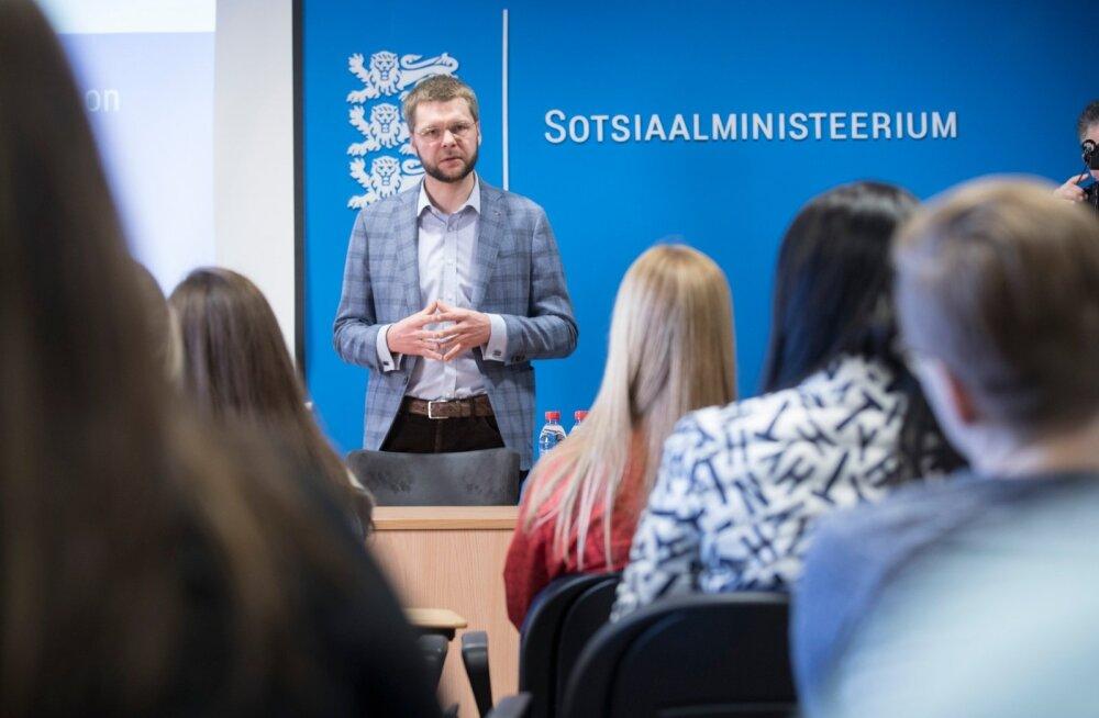 Sotsiaalministeeriumi infopäev