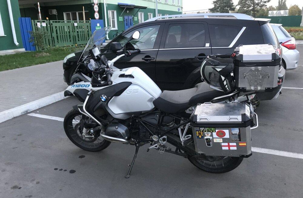 Eesti motomehe kogemus Valgevene bürokraatiaga, ehk kuidas ta teel Bulgaariasse mootorrattast peaaegu ilma jäi