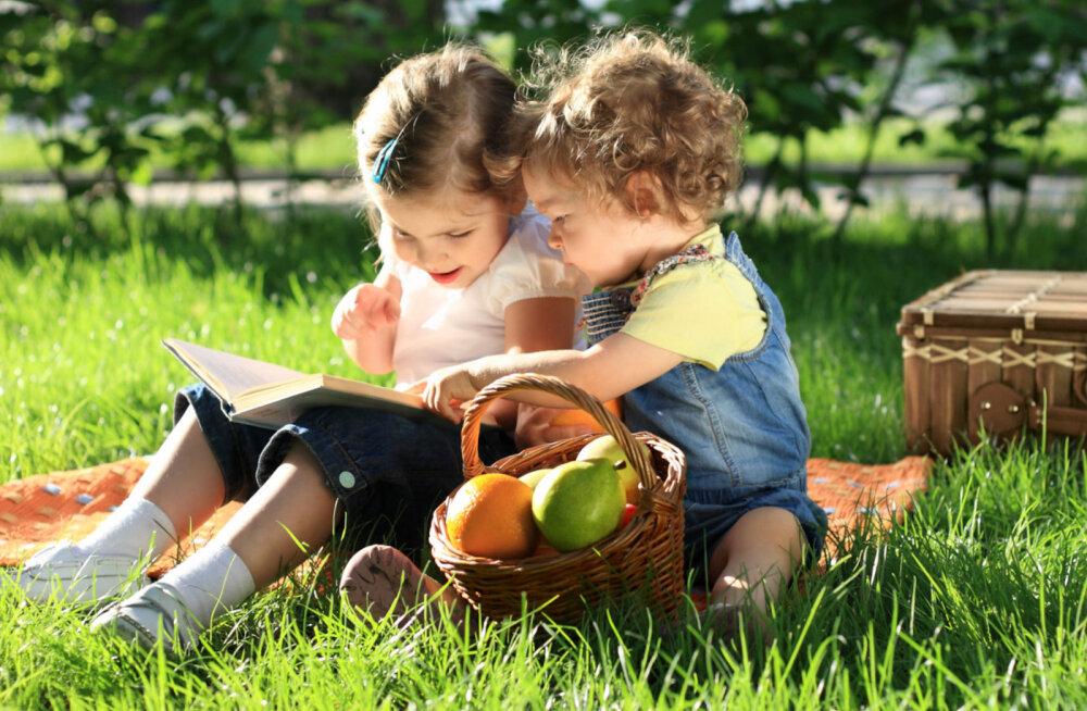 8 mõtet laste kasvatamisest