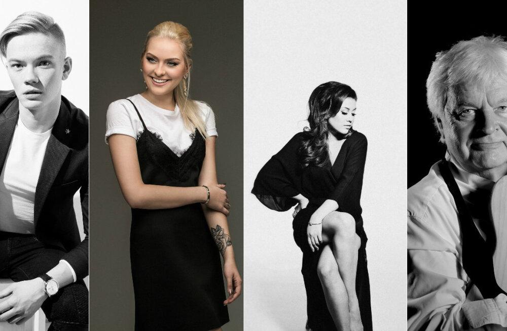 Eurofännide sumin Eesti Laulu esimese poolfinaali eel: kes on rahvusvahelised lemmikud ja finaali pääsemise suursoosikud?