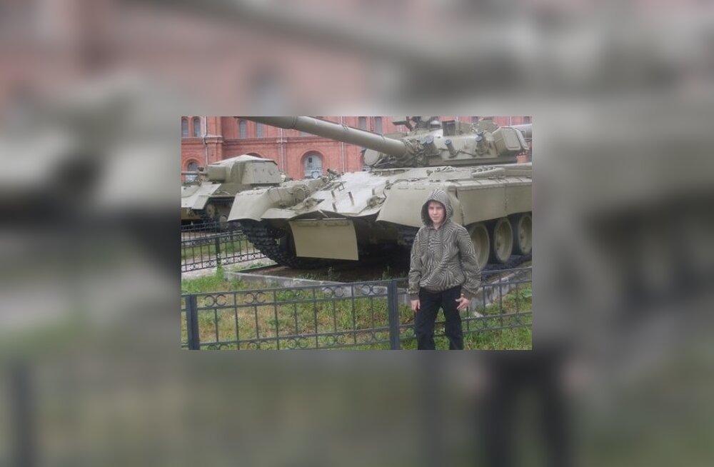 Vene portaali andmetel on fotol kapo poolt kinni peetud FSB agent Aleksei Vassiljev