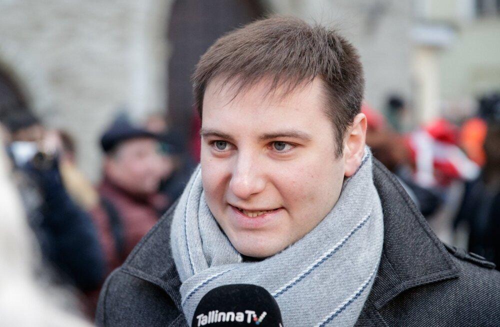 Tallinna linnapea Taavi Aas kuulutas välja jõulurahu