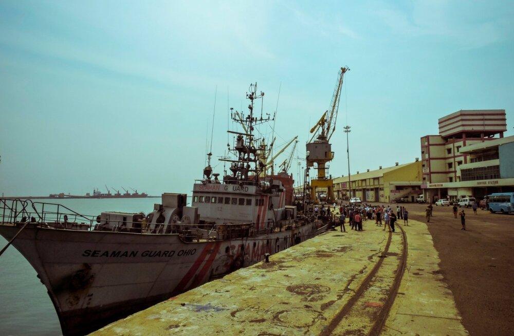 Laevakaitsjate laev Seaman Guard Ohio