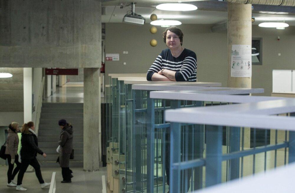 Tallinna ülikooli psühholoogi Ivi Niinepi tihedaim tööaeg on oktoobri lõpust detsembri alguseni.