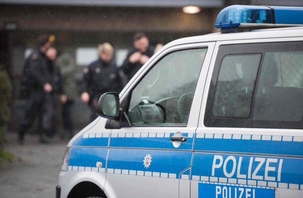 Saksa politsei