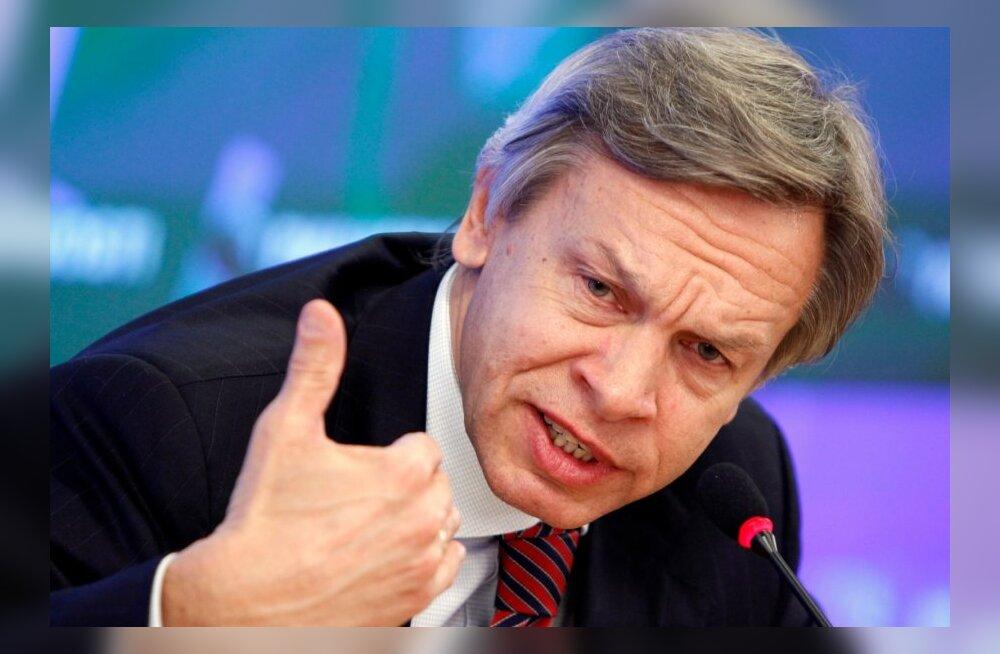 Vene riigiduumas tehti ettepanek Ukrainale sanktsioonid kehtestada