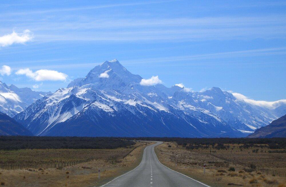 Kõik teavad, kus asub Uus-Meremaa - aga kus asub Vana-Meremaa?