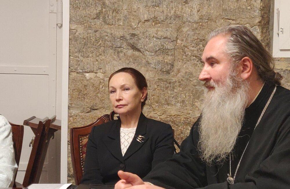 Конфликт исчерпан? Директором Нарвской православной школы стала Татьяна Бабанская. Дети пока не уходят из школы
