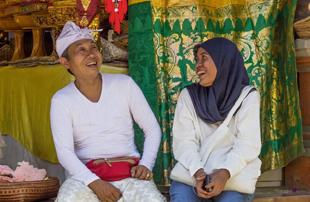 Minu Indoneesia: olime vist ainukesed, kes siia tõepoolest magama olid tulnud...