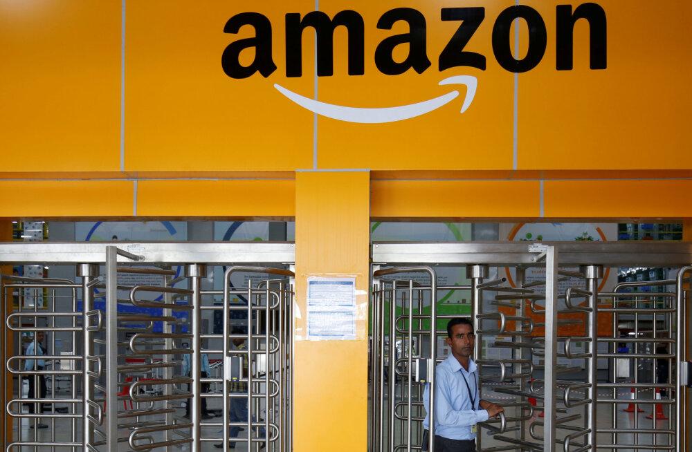 Tõsised probleemid Amazonis: töötajad müüvad siseinfot, mis võimaldab müüjatel ostjaid petta