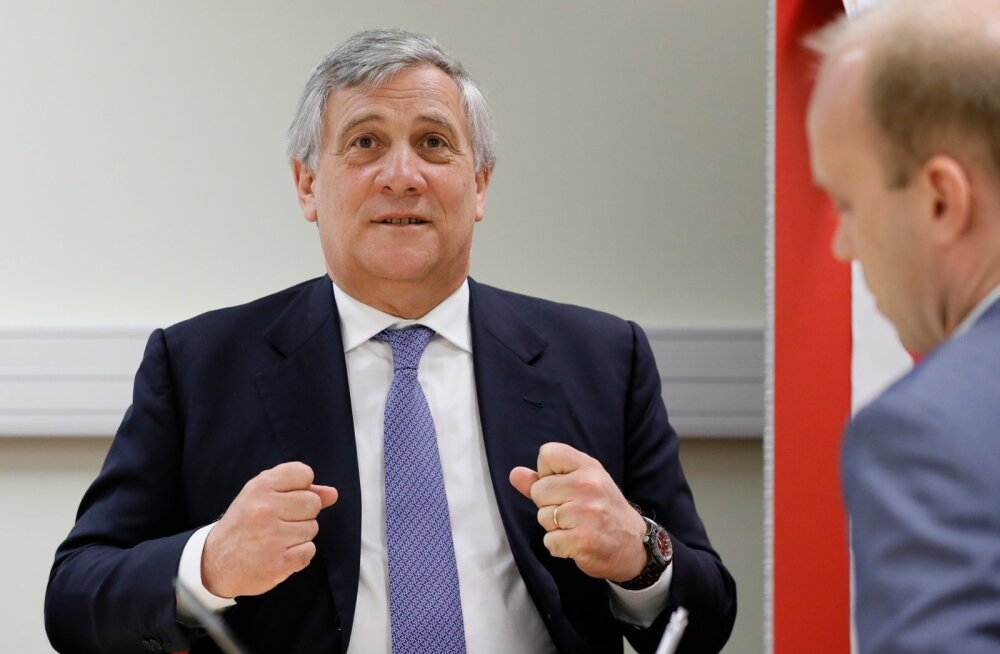 Euroopa Liidul on palju lahendamist vajavaid probleeme, kuid Antonio Tajani jääb Eesti Päevalehe välisuudiste juhi Raimo Poomiga suheldes ikkagi optimistlikuks. Lahenduste leidmiseks tuleb Euroopa Liidul lihtsalt koos pingutada.