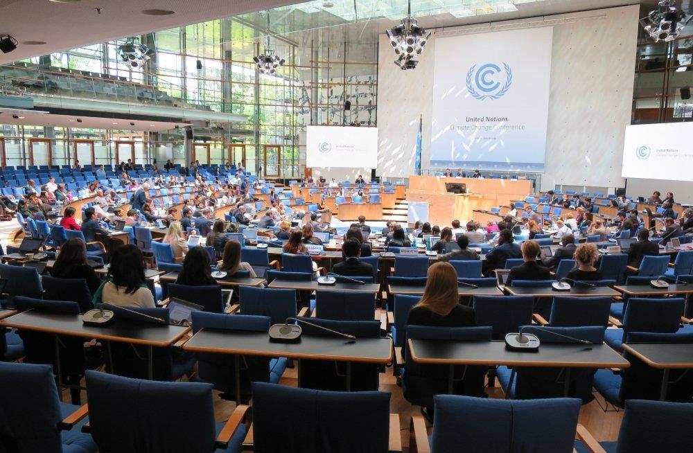 Pomerantsi eesistumise blogi nr 12: Pariisi kokkulepe ja Bonn