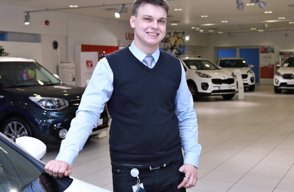 Timo lugu: autonduse hobist kasvas välja eriala ja ametialane areng