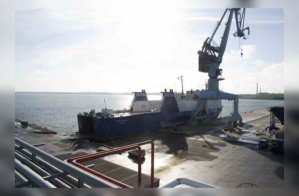 Кто выиграл от открытия паромной линии из Эстонии в Усть-Лугу?