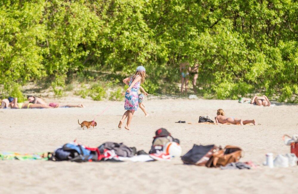 Kas tasub päikesevanne võtta või on see tervisele ohtlik? UV-indeks annab vastuse