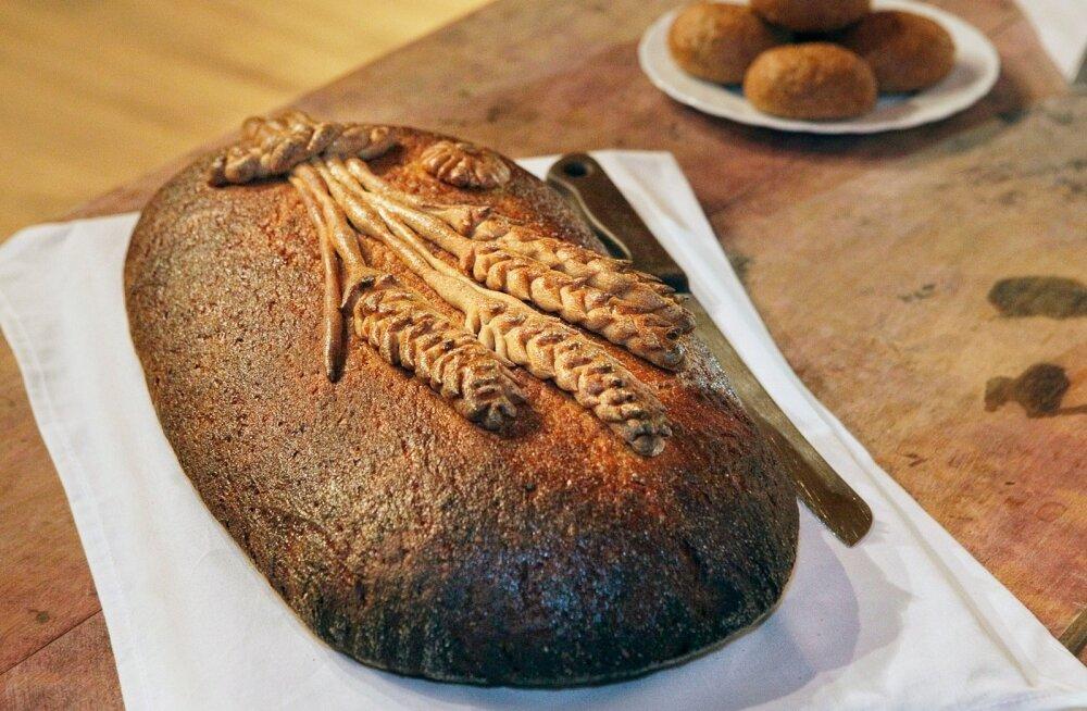 Rahvakalendri järgi on täna rukkimaarjapäev ehk leiva püha