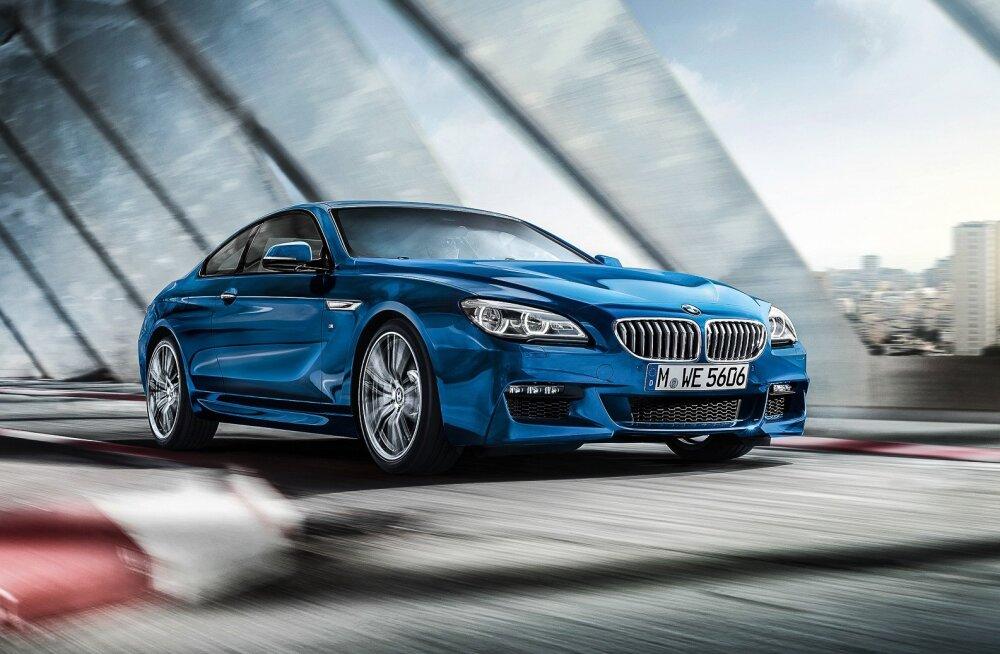 Ei mingeid selgitusi: BMW lõpetas pikema jututa kuuenda seeria Coupé tootmise