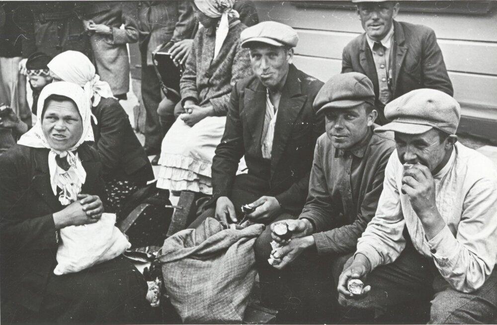 1937. aasta maikuu lõpupäevil Eestisse jõudnud Poola töölised lootsid siin paremale järjele saada.