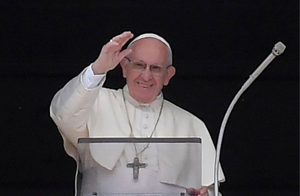 Roomakatoliku kiriku pea paavst Francsiscus