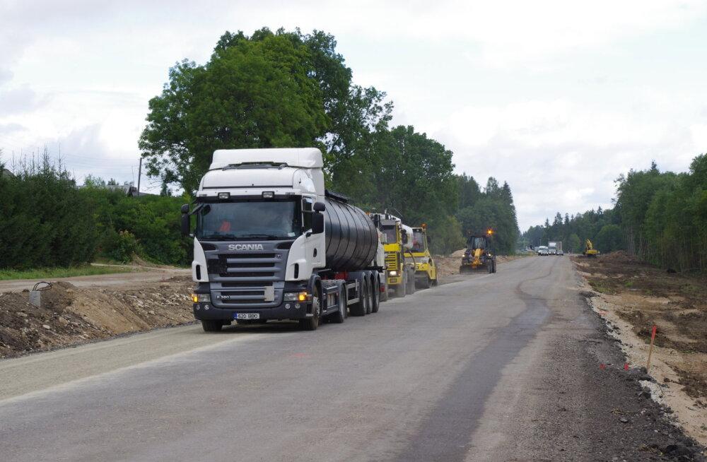 Rail Balticu ehitamisel oleks odavam ning looduse suhtes säästlikum kasutada põlevkivituhka