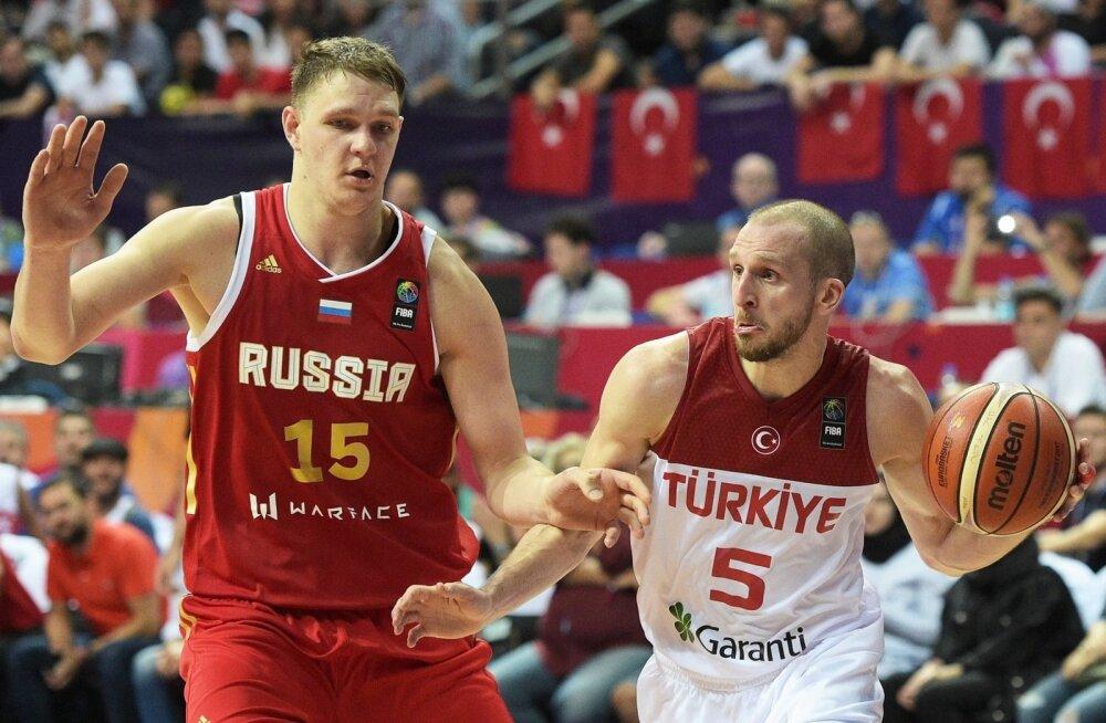 Venemaa vs Türgi